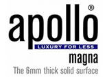 We fit Apollo Magna worktops