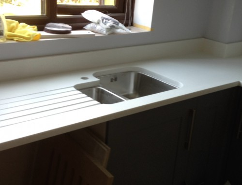 Apollo slabtech worktop fitter