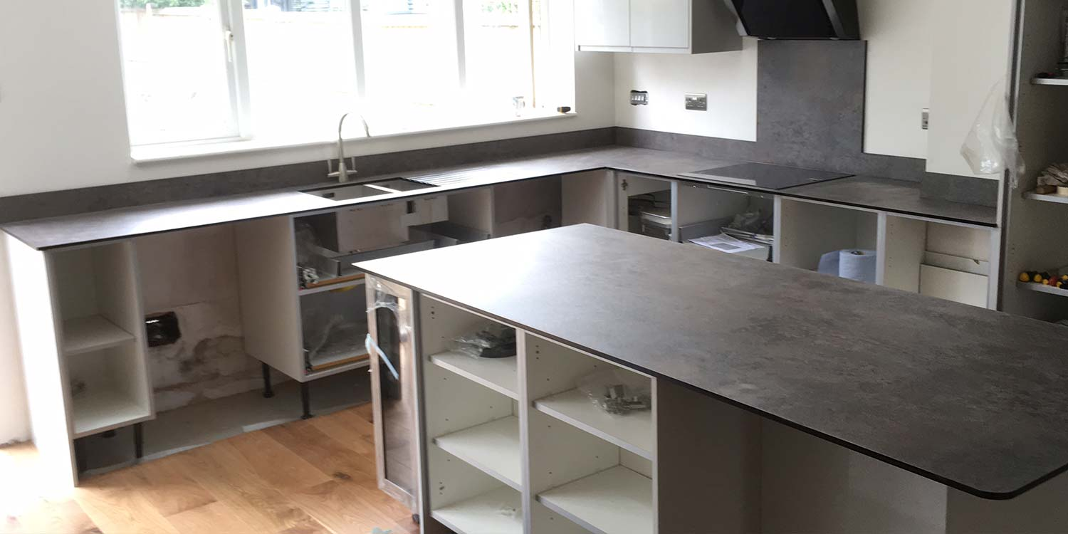 Midland Worktop Fitters 12mm Compact Laminate
